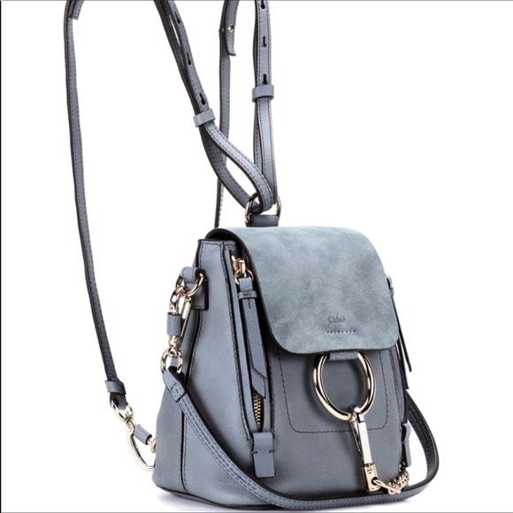 8b5ff239ab7 Chloe Faye Mini Backpack